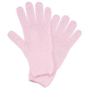 シルク スリーピング手袋 ピンク 【2セット】