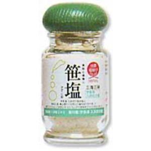笹塩 宇多津入浜式の塩 50g 【3セット】