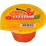 果実野菜ゼリーマンゴー&キャロット 165g 【11セット】