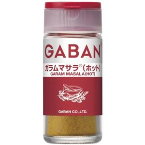 ギャバン ガラムマサラ(ホット) 17g 【9セット】