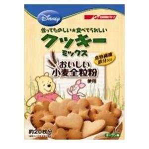 ディズニー作ってたのしい食べてうれしい クッキーミックス 190g 【14セット】
