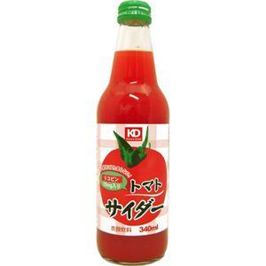 トマトサイダー 340ml*20本