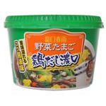 龍口春雨 野菜たまご 159kcal/食*6個 【3セット】