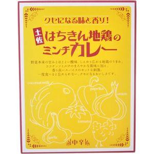 土佐はちきん地鶏のミンチカレー 中辛 200g 【100セット】