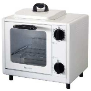 コイズミ オーブントースター KOS-0700/W(ホワイト)