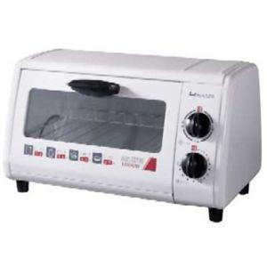 コイズミ オーブントースター KOS-1010/W(ホワイト)