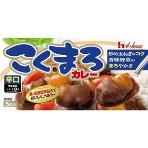 こくまろカレー 辛口 95g 【25セット】