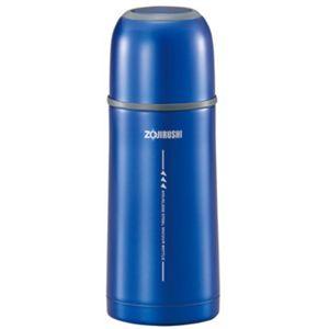 象印 ステンレスボトル(0.35L) SV-GG35-AH(メタリックブルー) 【3セット】