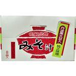 丹波黒大豆入 純正味噌 みそ汁 フリーズドライ 8個入 【3セット】