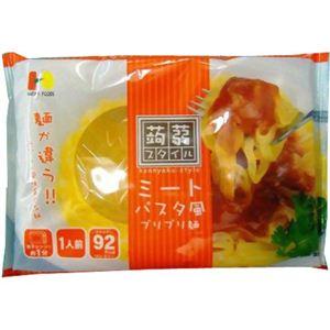 蒟蒻スタイル ミートパスタ風 プリプリ麺 4食セット 【4セット】