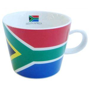 Sugar Land (シュガーランド) フラッグマグ SOUTH AFRICA(南アフリカ) 11170-7 【2セット】