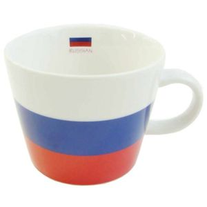 Sugar Land (シュガーランド) フラッグマグ RUSSIAN(ロシア) 11177-6 【2セット】
