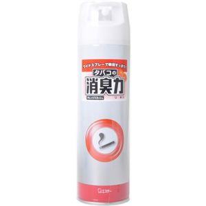 タバコの消臭力 スプレー オレンジスカッシュ 330ml 【5セット】