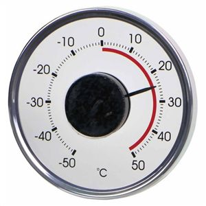 エンペックス Window Thermo 窓用室外温度計 TM-5609 【4セット】