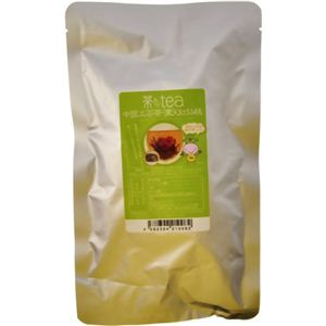 茶Tea 中国工芸茶 満天紅仙桃 10個 【3セット】