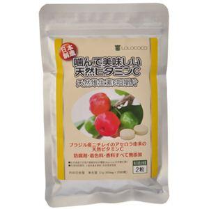噛んで美味しい天然ビタミンC 60粒 【2セット】