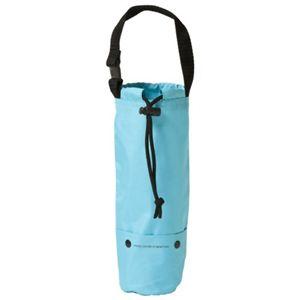 ベネトン 折り畳み傘用バック アンブレラバッグ ブルー BT036ET14-BL 【3セット】