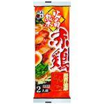 火の国熊本赤鶏醤油とんこつラーメン 2人前 【8セット】