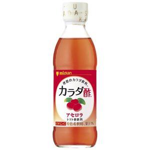 ミツカン カラダ酢 アセロラ 300ml 【6セット】