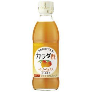 ミツカン カラダ酢 マンゴーミックス 300ml 【6セット】