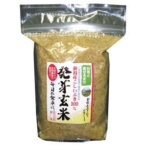 新潟産こしいぶき100% 発芽玄米 【3セット】
