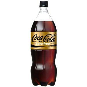 コカ・コーラゼロフリー 1.5L*6本 【7セット】
