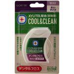 ロッテ クール&クリーンデンタルフロス 太いタイプ 20g 【6セット】
