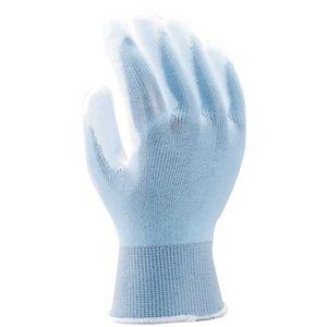 GloveMania ピッタリ倶楽部 1P #2982-18G ブルー S 【8セット】