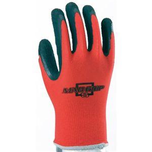 GloveMania マッドグリップ 1P #2535 レッド S 【6セット】