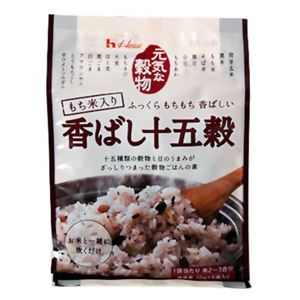 (まとめ買い)元気な穀物 香ばし十五穀 30g×6袋×10セット