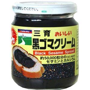 (まとめ買い)三育 おいしい黒ゴマクリーム 190g×4セット