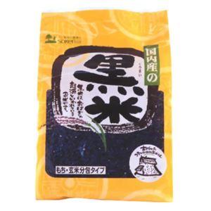 創健社 黒米 18g×15袋【3セット】