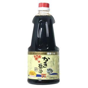 (まとめ買い)アサムラサキ かき醤油 1000ml×2セット