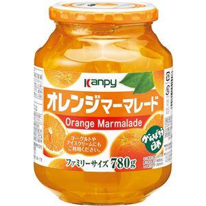 (まとめ買い)カンピー オレンジマーマレード 850g×3セット