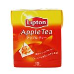 リプトン アップルティー ティーバッグ15袋 【6セット】
