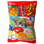 ポンとでてくるフルーツ玉キャンディ 140g 【13セット】