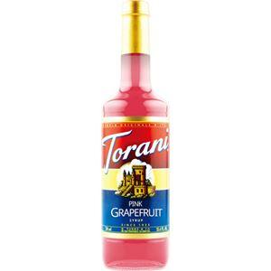 (まとめ買い)トラーニ フレーバーシロップ ピンクグレープフルーツ 750ml×2セット