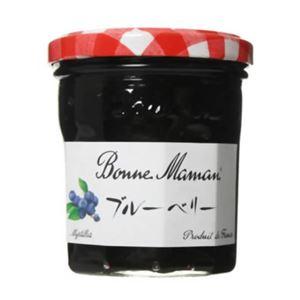 (まとめ買い)ボンヌママン ブルーベリージャム 225g×5セット