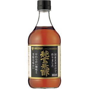 ミツカン 純玄米酢 500ml 【6セット】