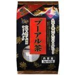 ユウキ製薬 徳用 二度焙煎 プーアル茶 黒 3g*60包 【5セット】