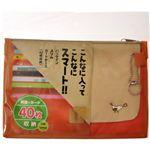 バッグインスリムカードケース (40枚収納) 【2セット】