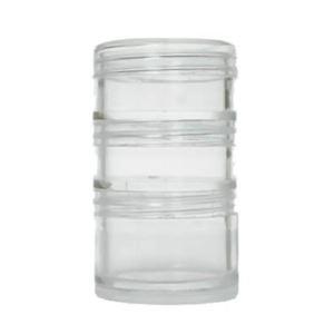 ボトルセットC クリームケースC-045 (15g×3個入)【4セット】