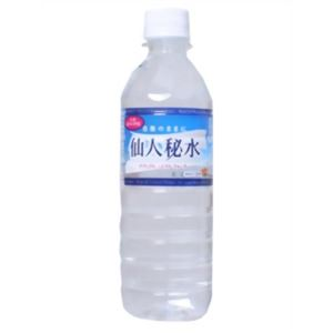 仙人秘水 500ml×24本