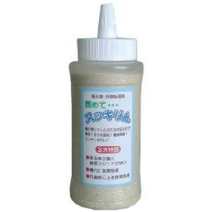 (まとめ買い)嘔吐物・汚物処理剤 固めてスッキリん 350g×2セット