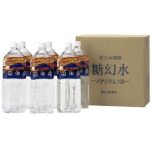 富士山深層 糖幻水 2L×6本