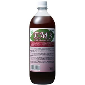 EM3 有用微生物土壌改良資材 1L