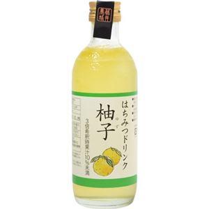 【ケース販売】はちみつドリンク 柚子 300ml×20本