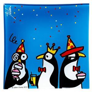 ユーパワー ジュリアン・チャン Animal kingグラストレー ペンギン・パーティー JC-00854
