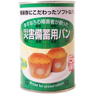 【ケース販売】あすなろ 災害備蓄用 パンの缶詰 プチヴェール 2個入×24缶