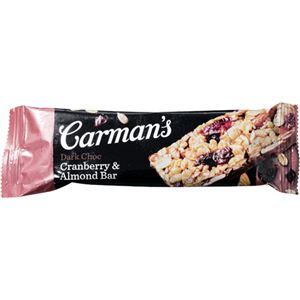 (まとめ買い)カーマンズ チョコクランベリー ミューズリーバー 35g×20セット